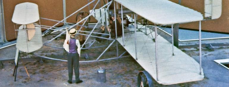 ההיסטוריה של התעופה